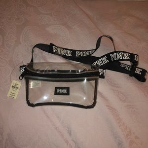 NWT PINK Fannypack
